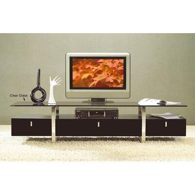Furniture-TV Stand Finish Wenge