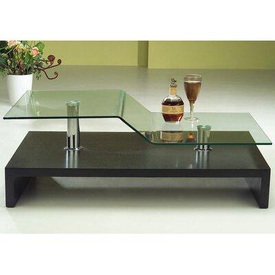 Coffee Table Base Finish: Wenge