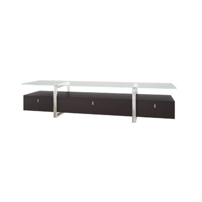 71 TV Stand Color: Wenge