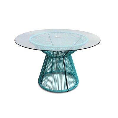 Ehrlich Dining Table Finish: Glacier Blue