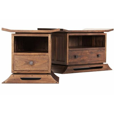 Kondo 1 Drawer Nightstand Size: 31 H x 20 W x 19 D