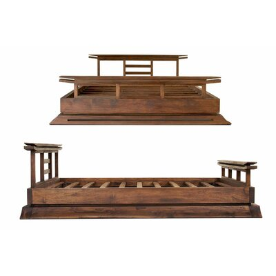 Cecere Platform Bed Size: Queen