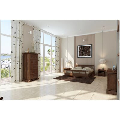 Cecere Platform 3 Piece Configurable Bedroom Set Size: Full/Double
