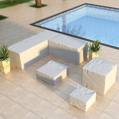 8 Piece Sectional Cover Set
