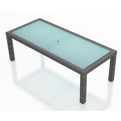 District Dining Table Size: 78.75 L x 39.25 W x 29.5 H