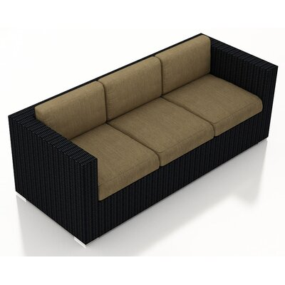 Eichhorn Sofa with Cushions Fabric: Heather Beige