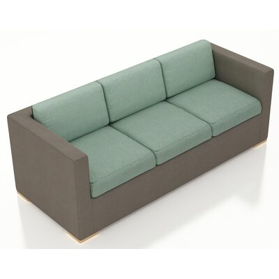 Element Sofa with Cushions Fabric: Canvas Spa