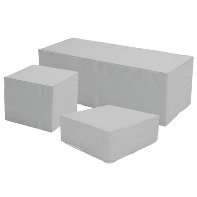 3 Piece Sofa Cover Set