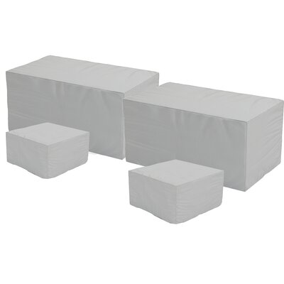 6 Piece Sectional Cover Set