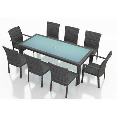District 9 Piece Dining Set