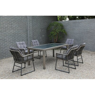 Clapham 7 Piece Dining Set