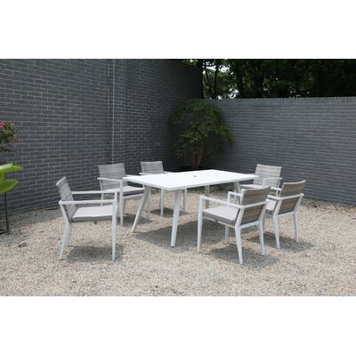 View Esteban Dining Set Cushions - Product picture - 8404