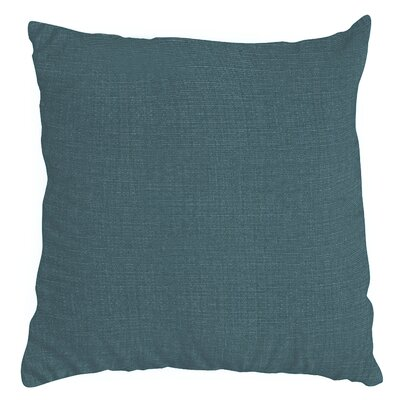 Throw Pillow Color: Cast Lagoon