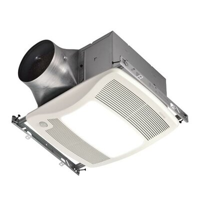 Ultra Green Series Motion Sensing 80 CFM Multi-Speed Ventilation Fan/Light