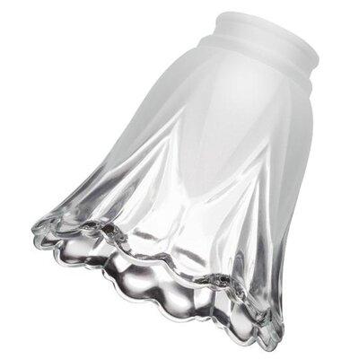 13.56 Glass Bell Pendant Shade