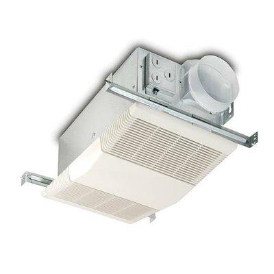 70 CFM Ventilation Bathroom Fan