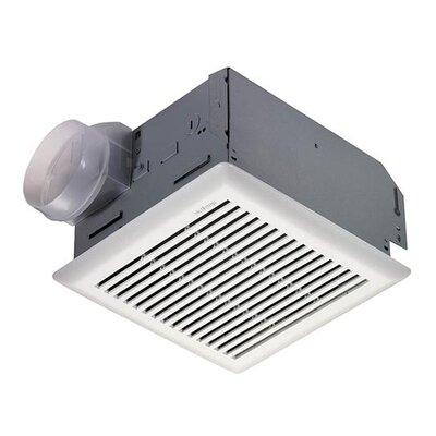 90 CFM Ventilation Bath Fan with Grille