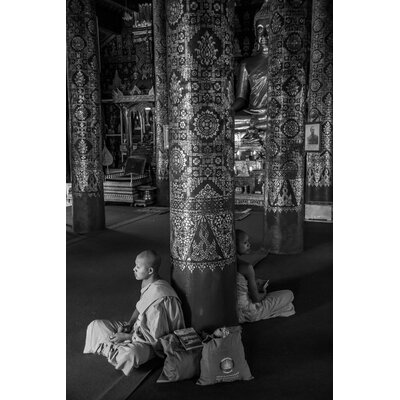 Limited Edition 'Temple Refuge, Luang Prabang, Laos' Photographic Print 11491