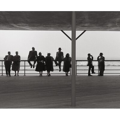 Limited Edition 'Brighton Beach Pavilion' by Norman Lerner Photographic Print