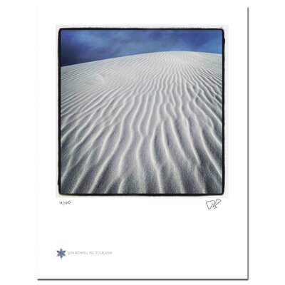 Limited Edition 'White Sands' by Jon Bidwell Photographic Print 42255