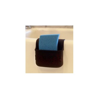 Lil Holster Mini Dish Sponge Holder Color: Black