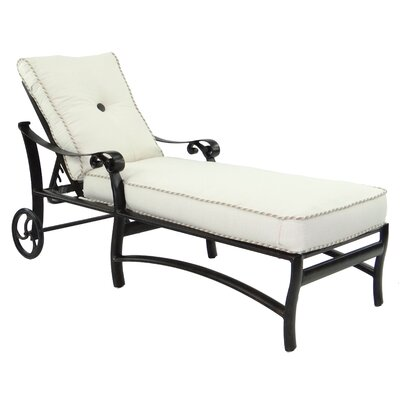 Bellanova Chaise Lounge with Cushion