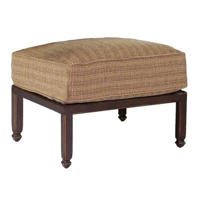 Grand Regent Ottoman with Cushion
