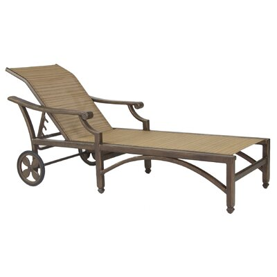 Grand Regent Sling Chaise Lounge picture