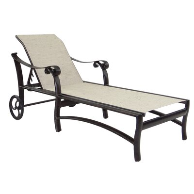 Purchase Bellanova Sling Reclining Chaise Lounge - Image - 389