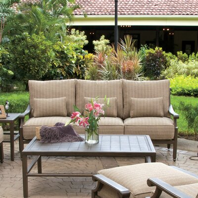 Grand Regent Patio Sofa Cushions 107 Item Image