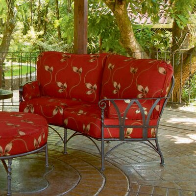 Crescent Loveseat Cushions 2351 Item Image