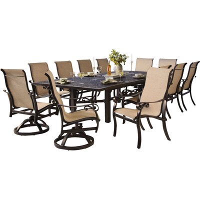 View Bellanova Extension Dining Table - Product image - 28886