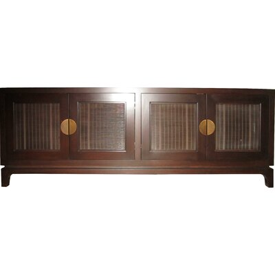 Contemporary Ming 73 TV Stand