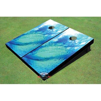 Big Wave Cornhole Board