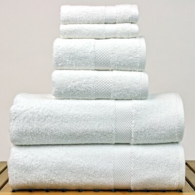 Petal 6-Piece Towel Set