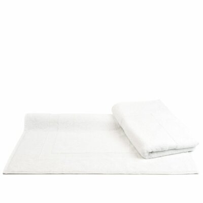 Bath Mat Color: White