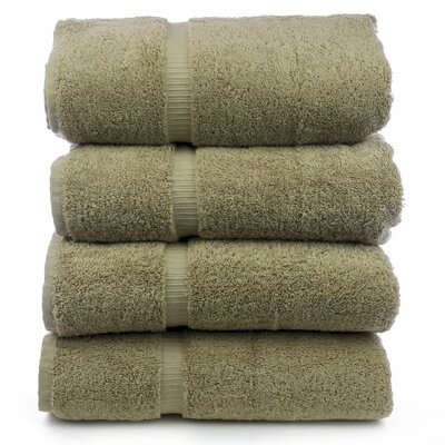 100% Turkish Cotton Bath Towel Color: Drift Wood