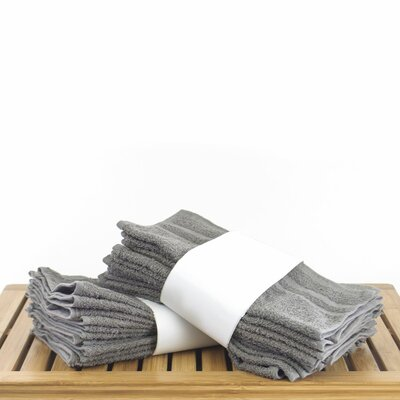 Washcloth Color: Gray