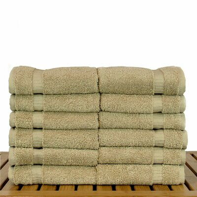 Orchid Hand Towel Set Size: Hand Towels - Set of 6, Color: Drift Wood