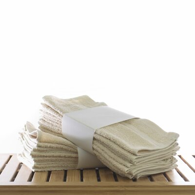 Washcloth Color: Beige