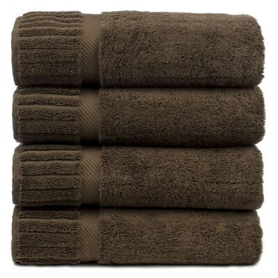 Bath Towel Color: Cocoa