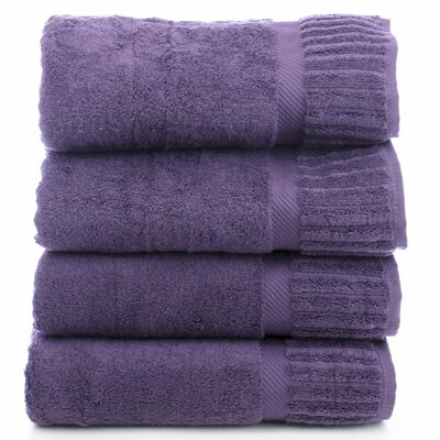 Bath Towel Color: Plum