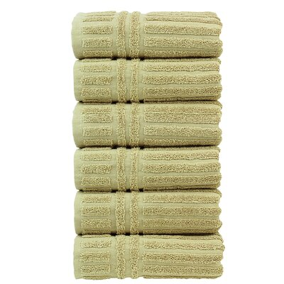 Cypress Hand Towel Set Color: Driftwood