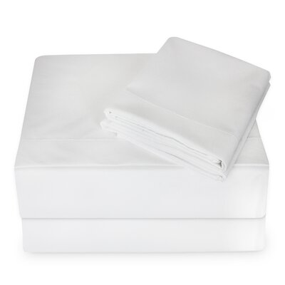 200 Thread Count 4 Piece Sheet Set Size: King