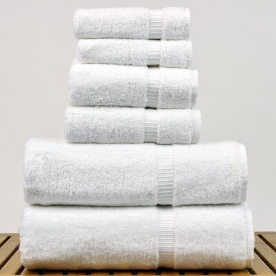 Finkelstein 6 Piece Wedding Engagement Anniversary Gift Towel Set