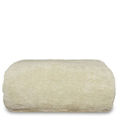 Frinke Beige Large Bath Towels