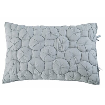 Dream Waltz Pillow Sham Size: Euro, Color: Fog