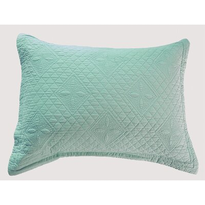 Saint Fountain Pillow Sham