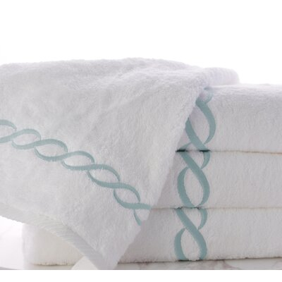 Carsten Superior Egyptian-Quality Cotton Bath Towel Color: Mint