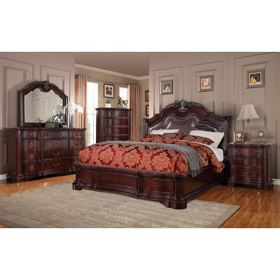 Lavon Lake Panel Customizable Bedroom Set